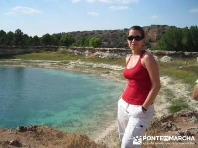 Lagunas de Ruidera; botas con goretex; mochilas de senderismo